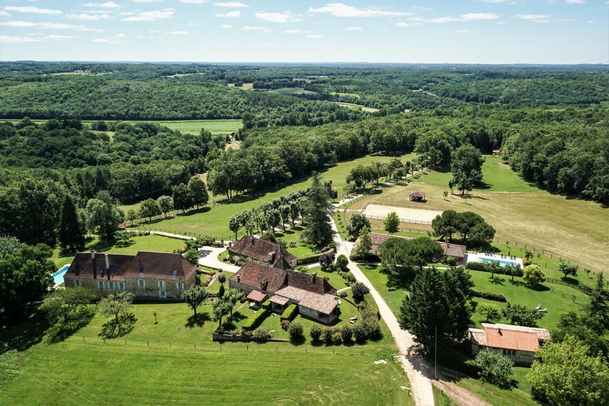 Gîte de charme Dordogne activités la valette